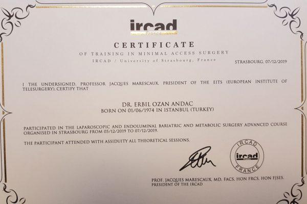 ircad-sertifika